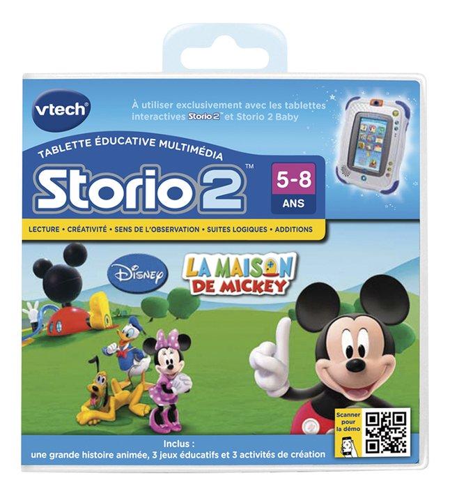 Image pour VTech Sotrio 2 jeu La maison de Mickey à partir de DreamLand
