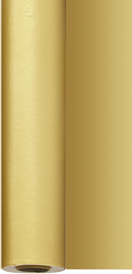 Afbeelding van Duni tafelrol Dunisilk 5 m goud from DreamLand