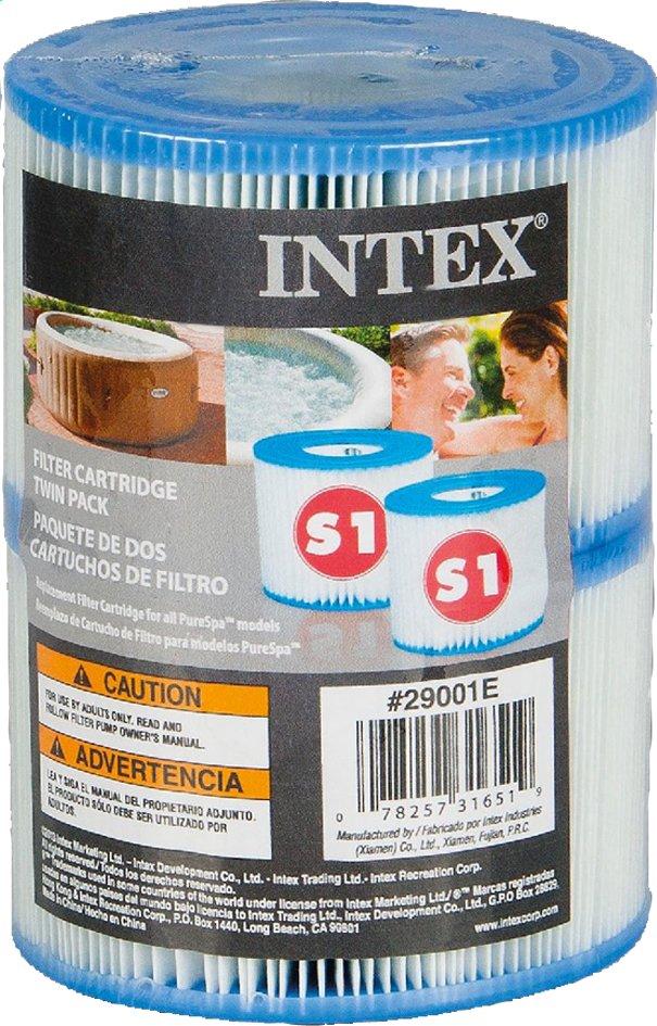 Image pour Intex 2 cartouches filtrantes pour jacuzzis PureSpa à partir de DreamLand