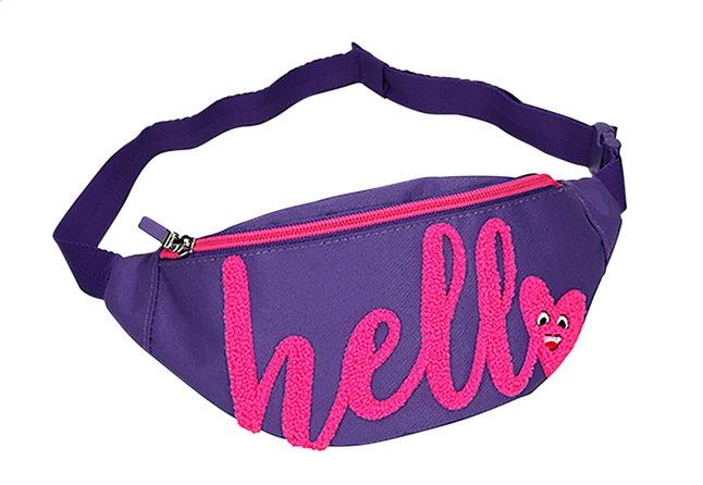 Afbeelding van Heuptas TOPModel Hello paars from DreamLand
