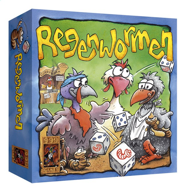 Afbeelding van Regenwormen from DreamLand