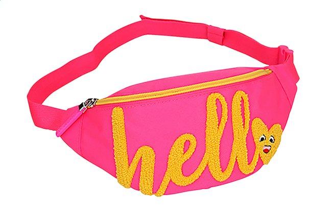 Afbeelding van Heuptas TOPModel Hello roze from DreamLand
