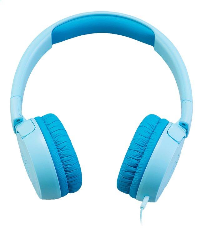 JBL hoofdtelefoon JR300 Kids lichtblauw
