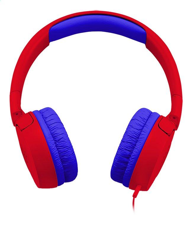 JBL hoofdtelefoon JR300 Kids rood