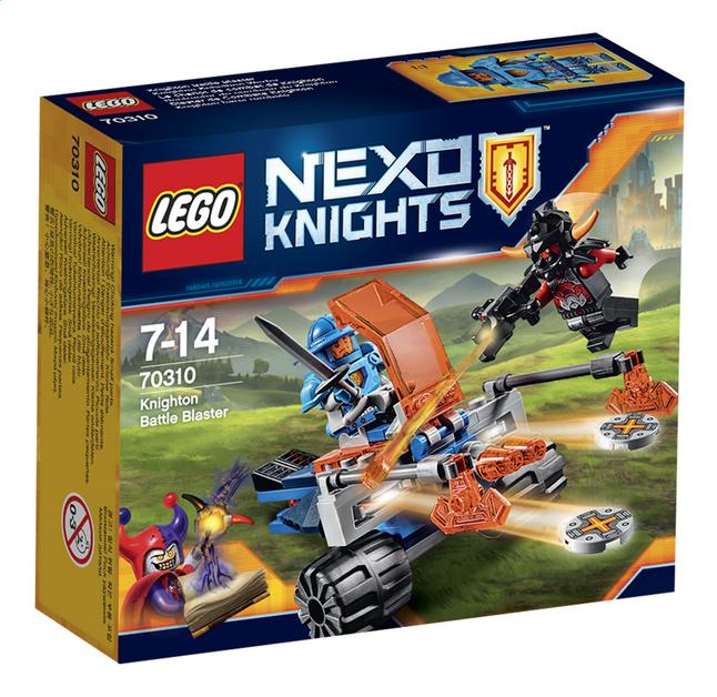 Afbeelding van LEGO Nexo Knights 70310 Knighton strijdblaster from DreamLand