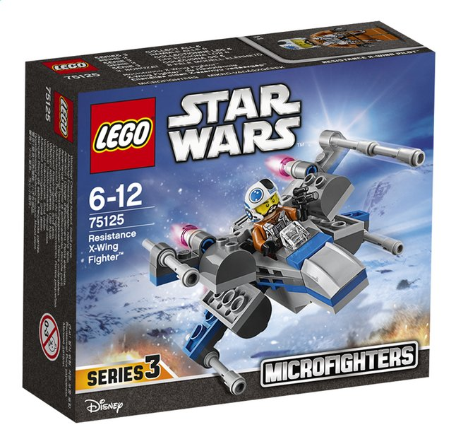 Afbeelding van LEGO Star Wars 75125 Resistance X-Wing Fighter from DreamLand