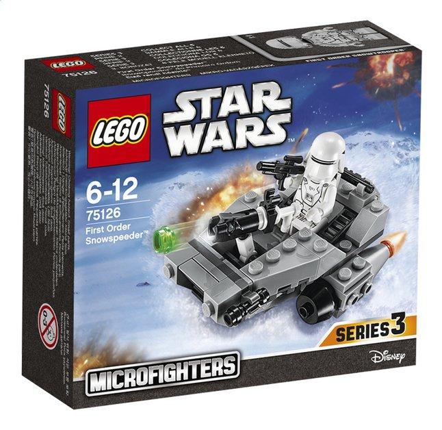 Image pour LEGO Star Wars 75126 Snowspeeder du Premier Ordre à partir de DreamLand