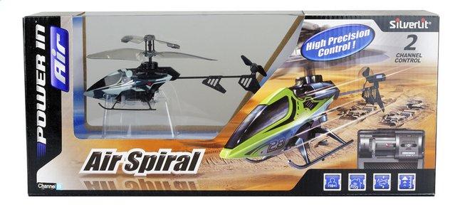 Afbeelding van Silverlit helikopter Air Spiral blauw from DreamLand