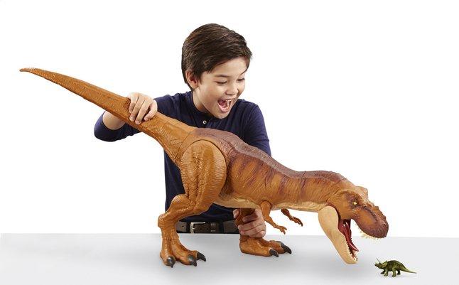 Dinosaure jurassic world super colossal tyrannosaurus rex - Dinosaure jurassic world ...