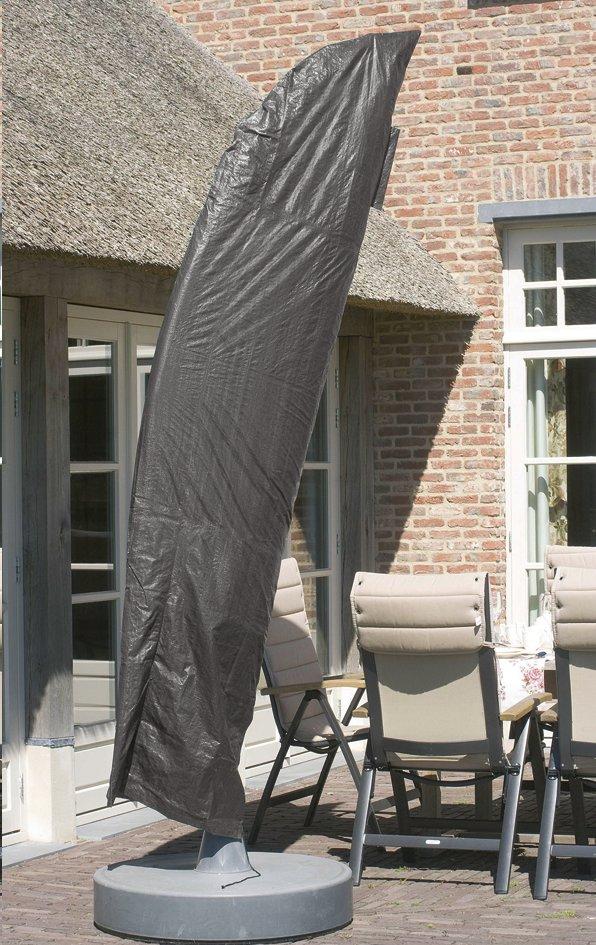 Outdoor Covers housse de protection en polyéthylène pour parasol suspendu 260 x 86 cm