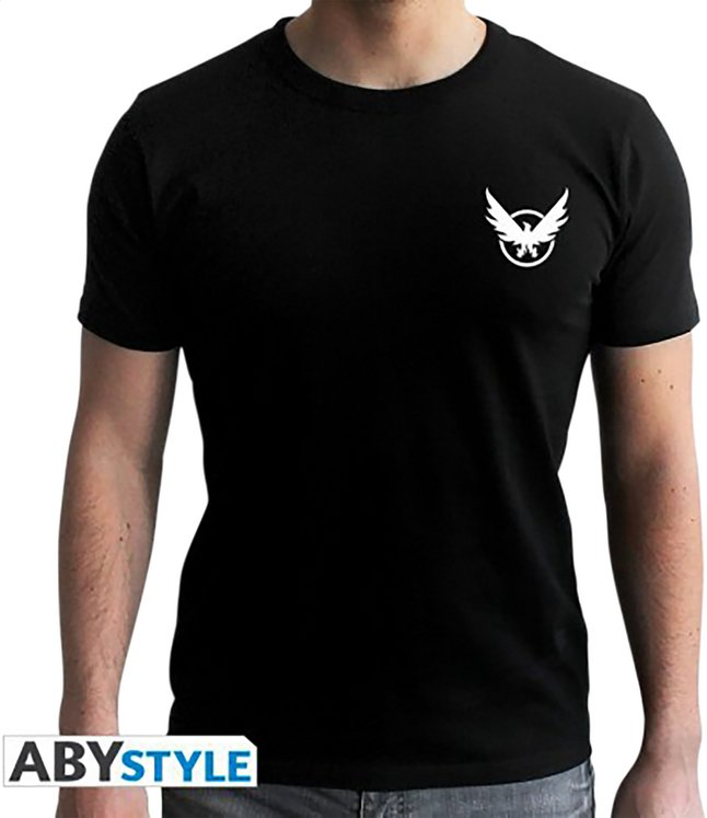 Afbeelding van T-shirt The Division 2 emblem L from DreamLand