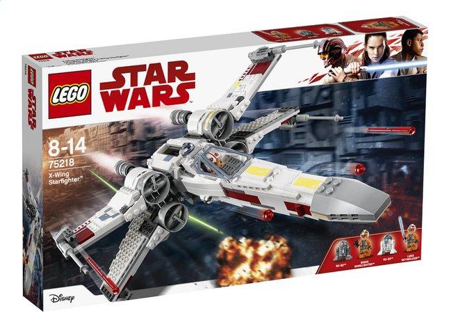 Star Wars Stellaire Wing Chasseur X Lego 75218 Starfighter VSjLUMpGqz