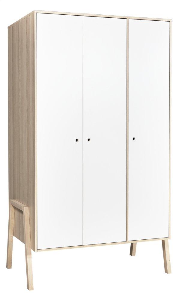 Image pour Garde-robe 3 portes Bente à partir de DreamLand