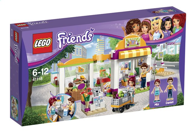 Image pour LEGO Friends 41118 Le supermarché de Heartlake City à partir de DreamLand