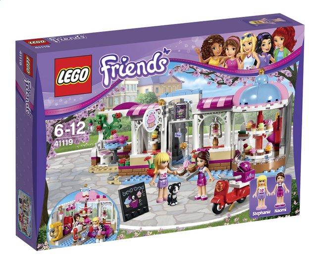 Image pour LEGO Friends 41119 Le cupcake café d'Heartlake City à partir de DreamLand