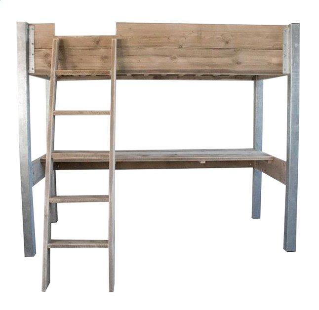 Dutchwood Lit mezzanine/bureau