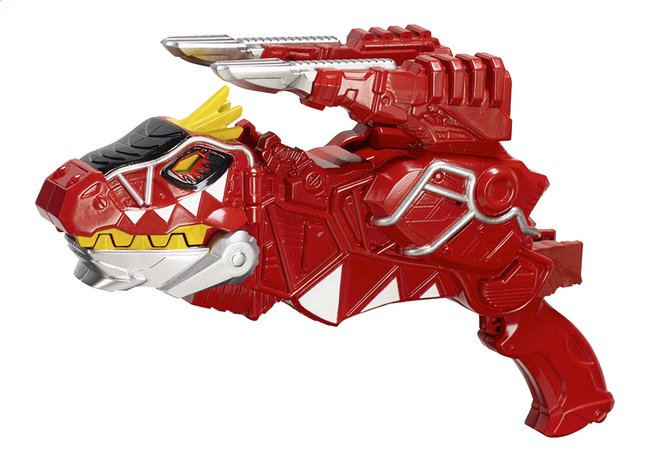 Afbeelding van Set Power Rangers T-Rex Super Charge Morpher from DreamLand