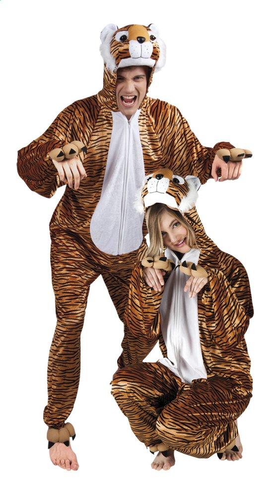 Afbeelding van Verkleedpak tijger volwassenen from DreamLand