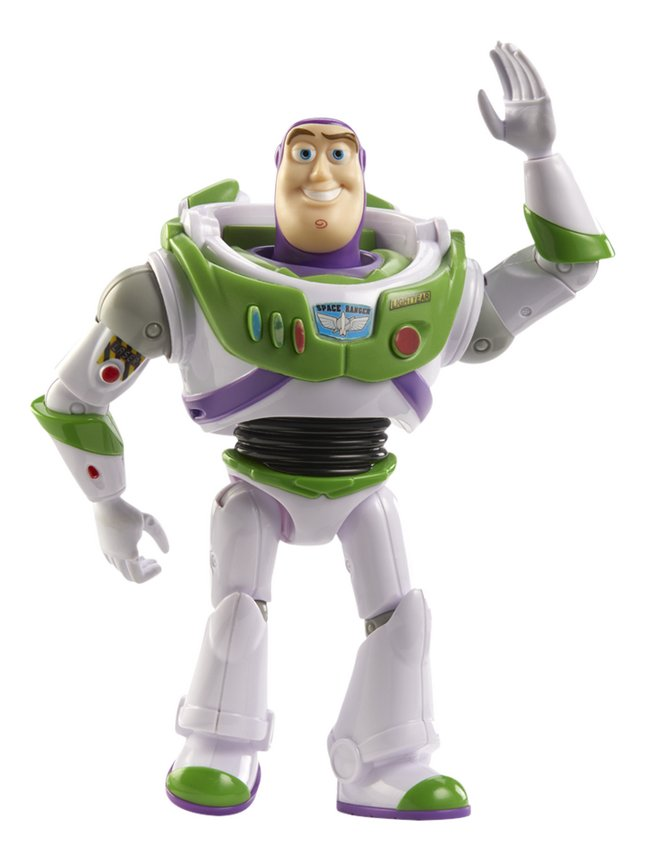 Afbeelding van Toy Story 4 figuur Buzz basic from DreamLand