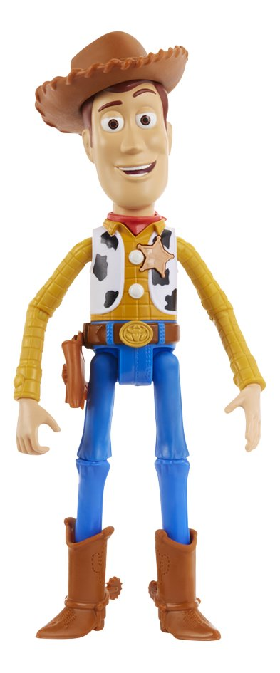 Figurine articulée Toy Story 4 True Talkers - Woody