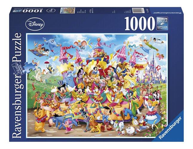 Afbeelding van Ravensburger puzzel Disney Carnaval from DreamLand
