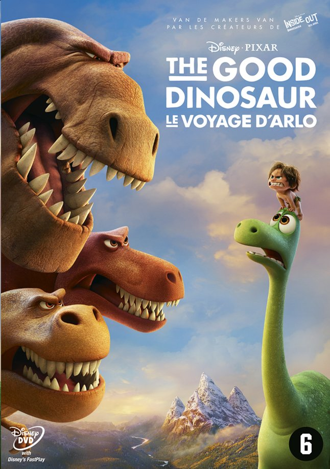Afbeelding van Dvd The Good Dinosaur from DreamLand