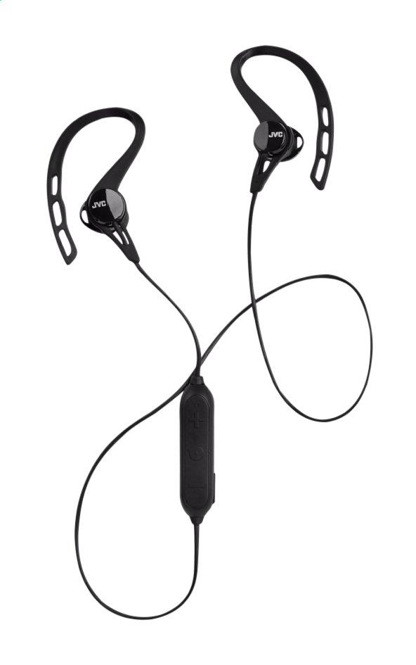 Afbeelding van JVC Bluetooth Oortelefoon HA-EC20BT sport zwart from DreamLand