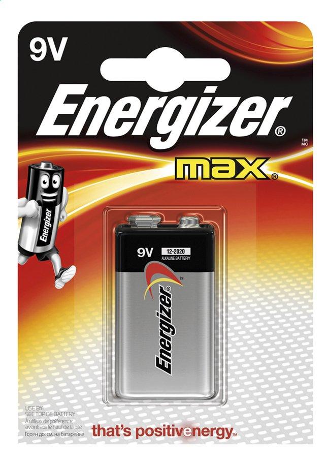 Afbeelding van Energizer Max 9V-batterij from DreamLand