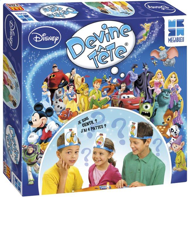 Image pour Devine Tête Disney à partir de DreamLand