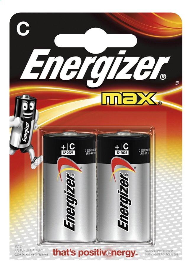 Image pour Energizer Max pile C - 2 pièces à partir de DreamLand