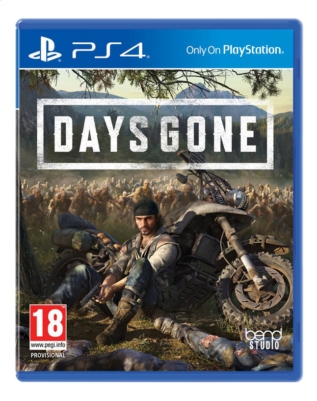 Afbeelding van PS4 Days Gone ENG/FR from DreamLand