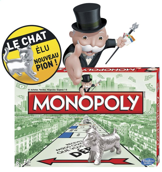 Afbeelding van Monopoly Classic 2013 from DreamLand