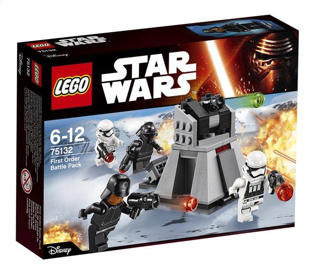 Afbeelding van LEGO Star Wars 75132 First Order Battle Pack from DreamLand