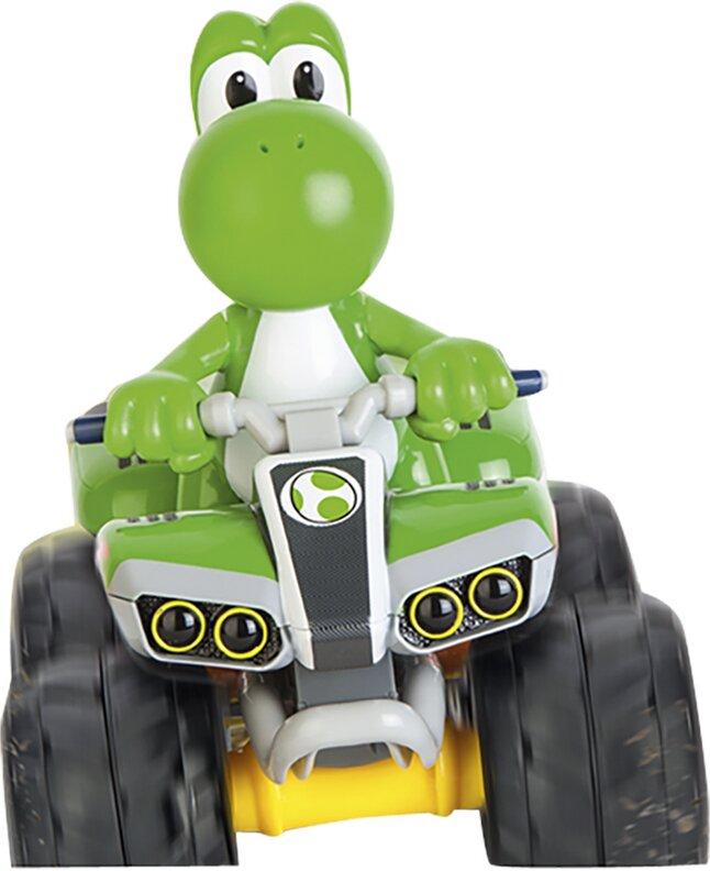 Carrera quad RC Mario Kart Yoshi