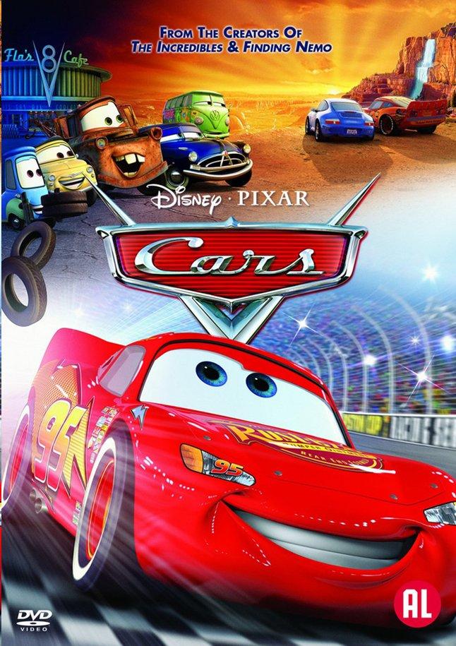 Image pour DVD Disney Cars NL à partir de DreamLand