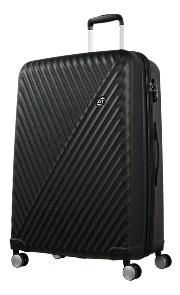 American Tourister harde reistrolley Visby Spinner Black