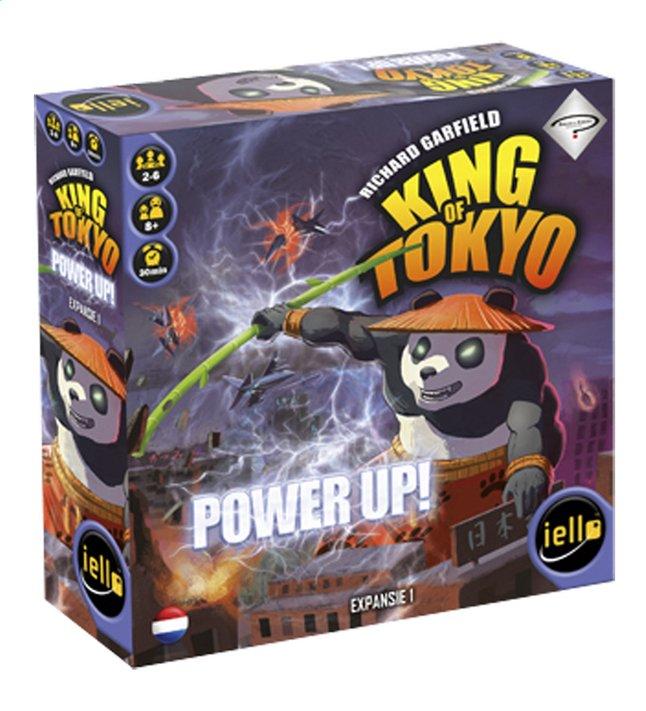 Afbeelding van King of Tokyo uitbreiding: Power Up! from DreamLand
