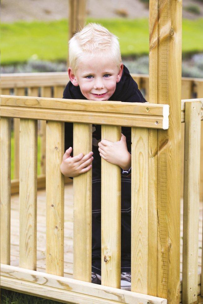 Image pour Ensemble plancher & clôture pour Nieuwpoort à partir de DreamLand