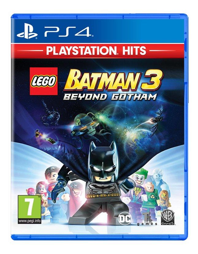PS4 LEGO Batman 3: Beyond Gotham – PlayStation Hits ENG/FR