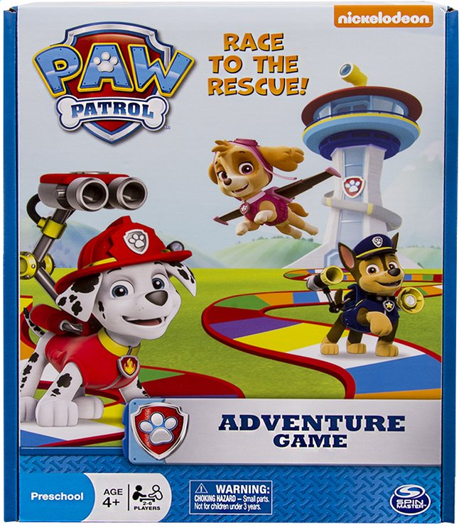 Afbeelding van PAW Patrol Avonturenspel from DreamLand
