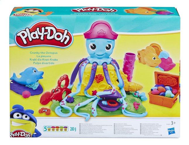 Play-Doh Cranky La pieuvre