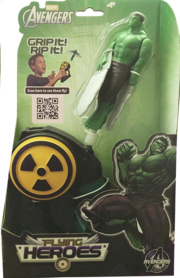 Image pour Figurine Avengers Flying Heroes Hulk à partir de DreamLand