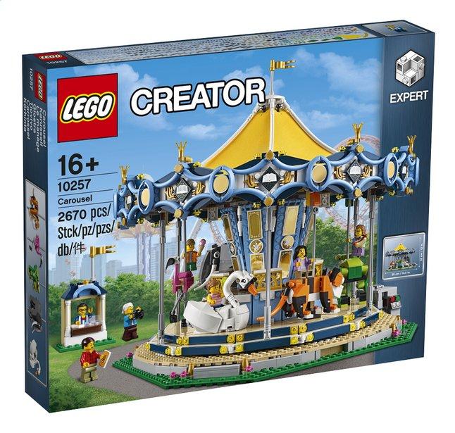 Afbeelding van LEGO Creator Expert 10257 Draaimolen from DreamLand
