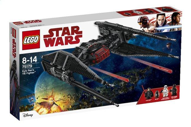 Lego star wars 75179 kylo ren 39 s tie fighter dreamland - Image star wars lego ...