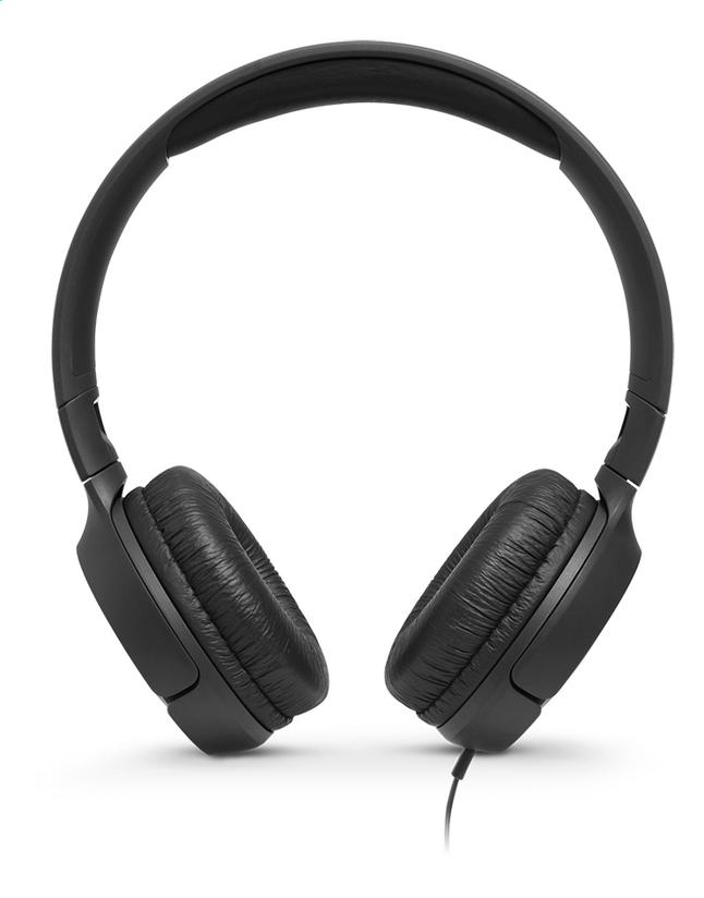JBL hoofdtelefoon Tune 500 zwart