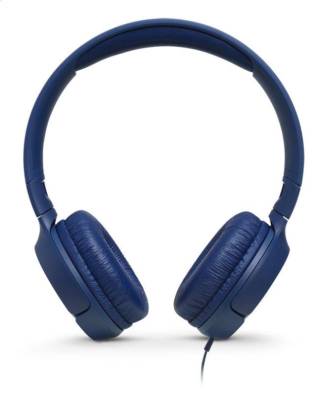 Image pour JBL casque Tune 500 bleu à partir de DreamLand