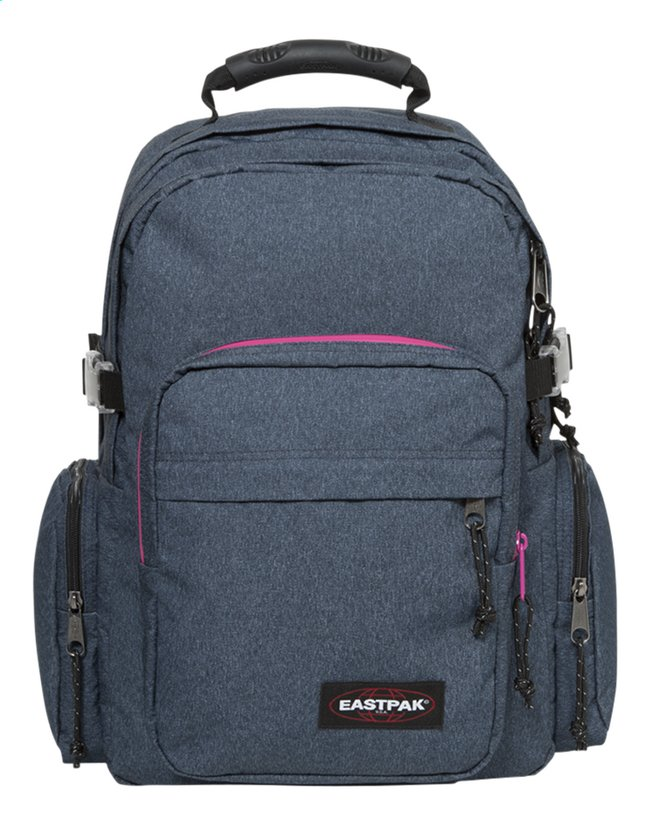 a5e2d23922f Afbeelding van Eastpak rugzak Sidevider Frosted Navy from DreamLand