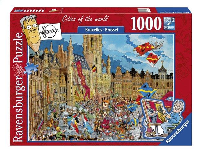 Afbeelding van Ravensburger puzzel Fleroux Brussel from DreamLand