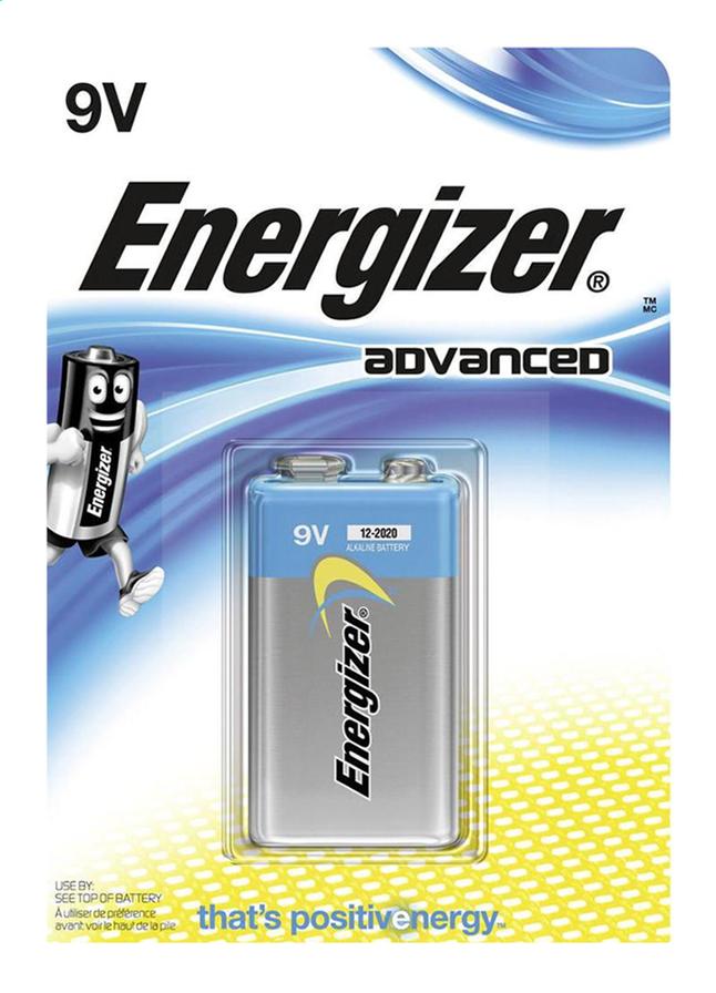 Image pour Energizer pile 9V Advanced à partir de DreamLand