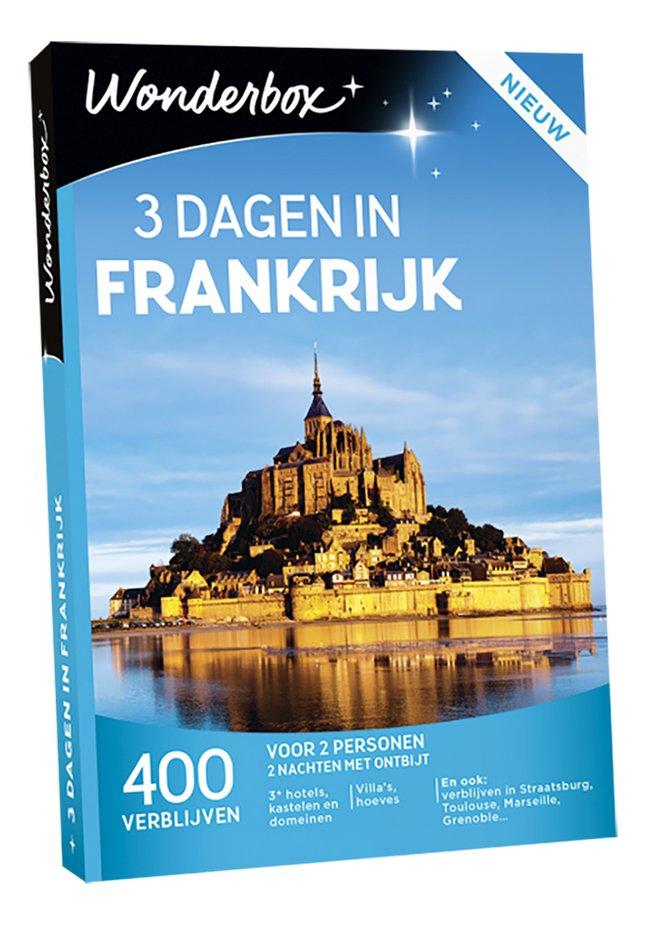 Afbeelding van Wonderbox 3 Dagen In Frankrijk from DreamLand